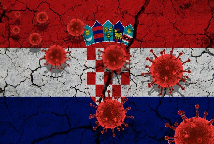 Na Hrvaškem so v preteklih 24 urah ob 2985 opravljenih testih potrdili 361 okužb z novim koronavirusom.