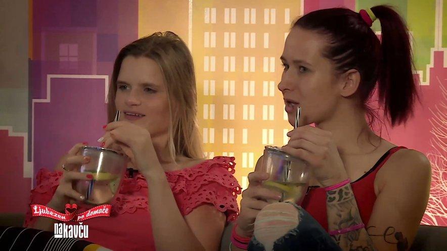 Tamara in Doroteja sta razčiščevali.