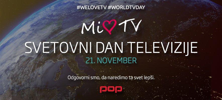 svetovni dan televizije