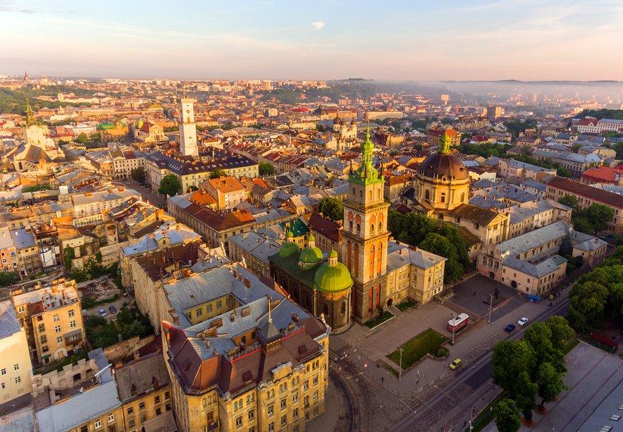 Lvov, Ukrajina
