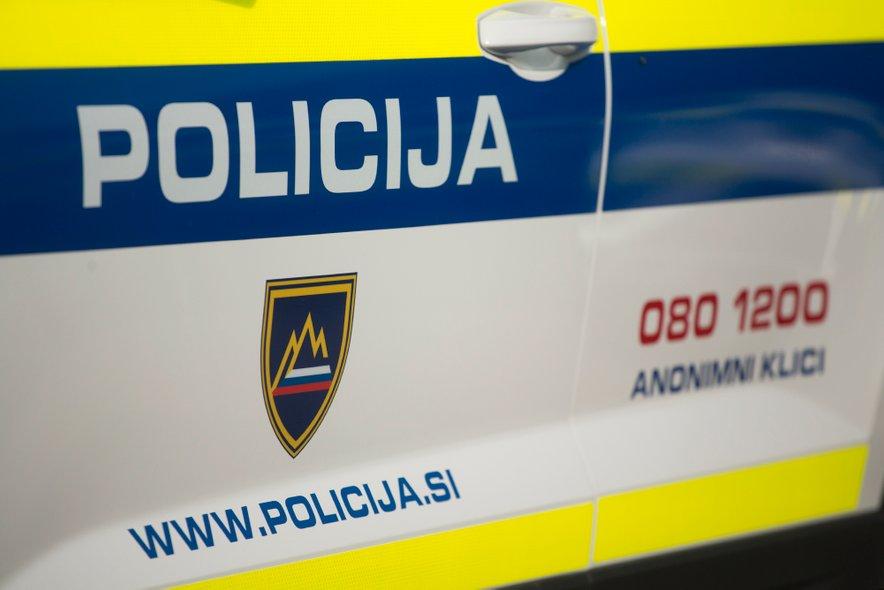 Slovenska policija