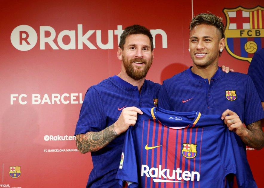 Neymar je za Barco odigral 186 tekem, dosegel 105 zadetkov in vpisal kar 76 asistenc.