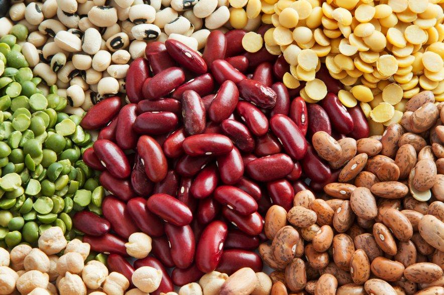 Stročnice so izjemno pomemben del prehrane pri detoksu.