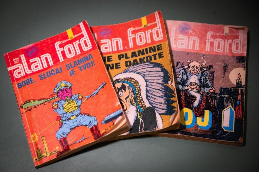 Strip je že leta 1970 prišel na jugoslovanski trg v genialnem prevodu Nenada Brixyja.
