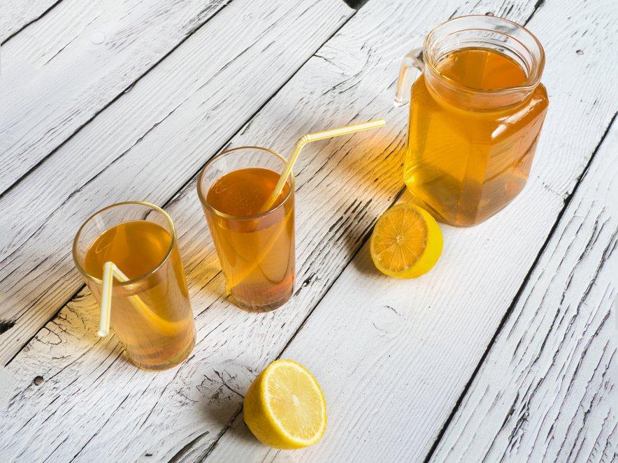 Okus kombuče je močno odvisen tudi od naših brbončic.