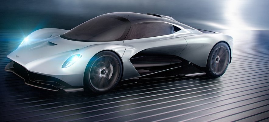 Futuristični Valhalla bo kupcem na voljo leta 2021.