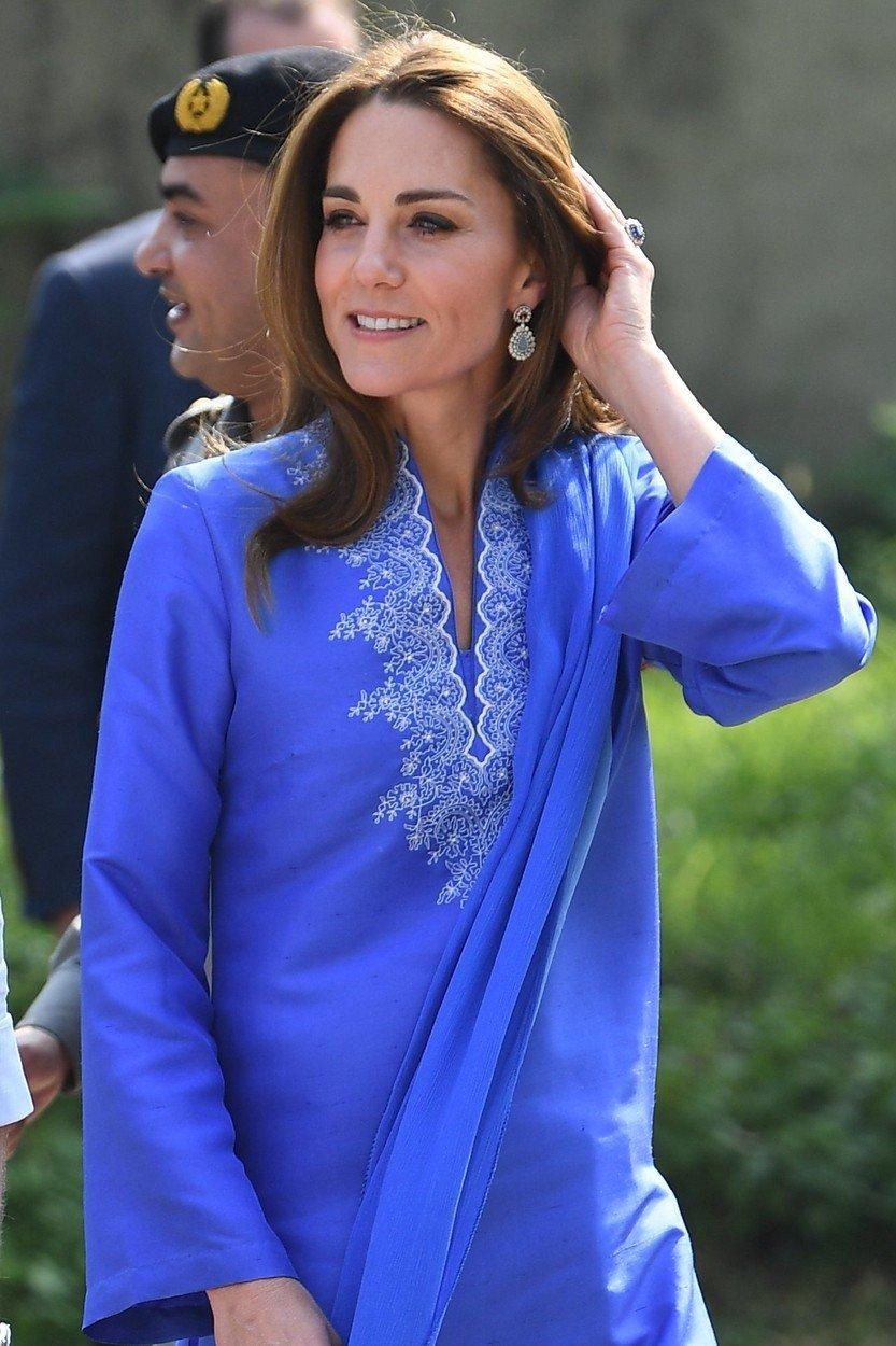 Kate je ena najpriljubljenejših članic kraljevega dvora.