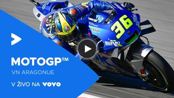 MotoGP - VN Aragonije