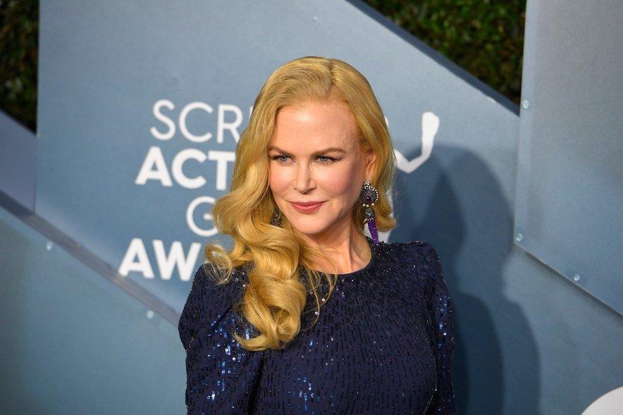 Nicole Kidman je priznala, da je bila za vlogo Anne premalo znana in talentirana.