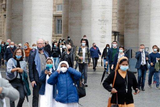 Izbruh koronavirusa v Italiji.