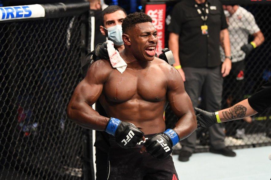 Joaquin Buckley je poskrbel za potezo, ki bo šla v zgodovino UFC-ja.