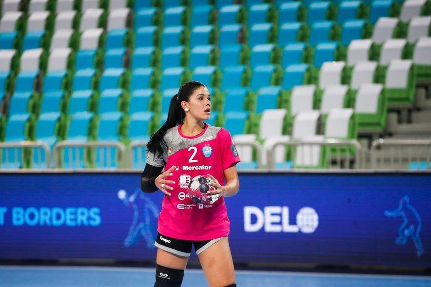 Brazilka Samara Da Silva Vieira je dosegla pet golov.