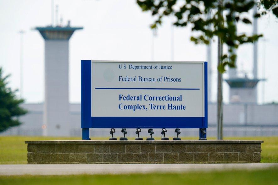 Zvezni zapor, kjer izvajajo usmrtitve.