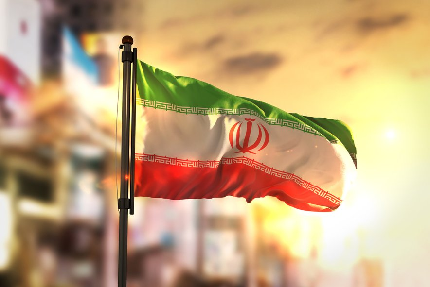 Iranska zastava