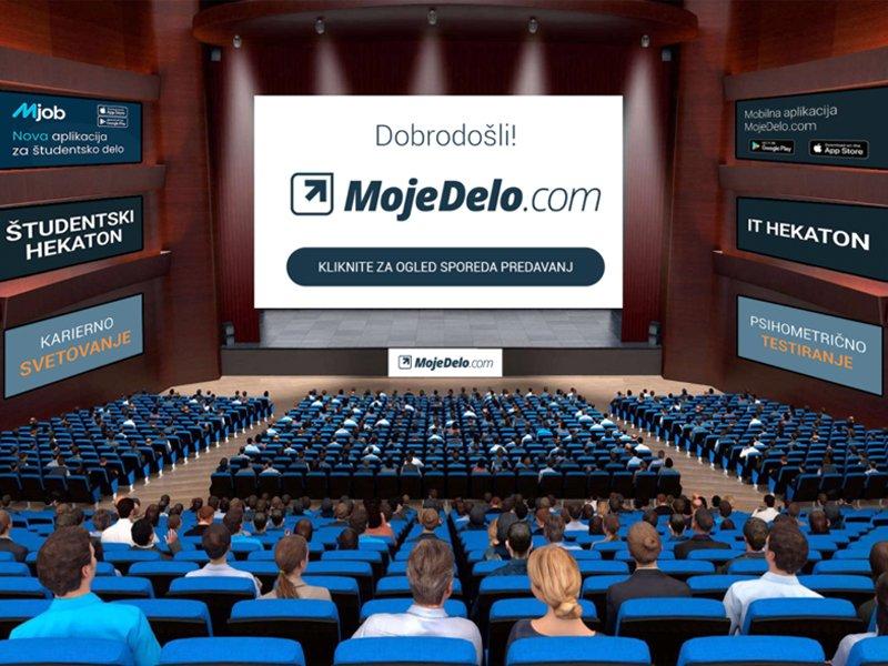 18. karierni sejem MojeDelo.com bo ponudil več kot 30 brezplačnih predavanj in delavnic.
