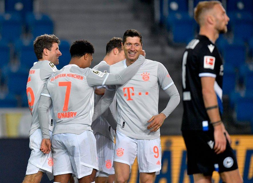 Bayern - Arminia B.