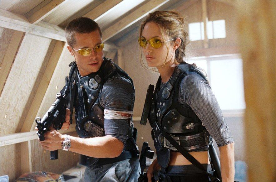 Gospod in gospa Smith - film iz leta 2005.