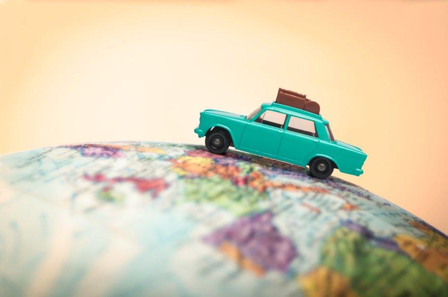 Vaš dopust je za avtomobil vse kaj drugega kot sprostitev.