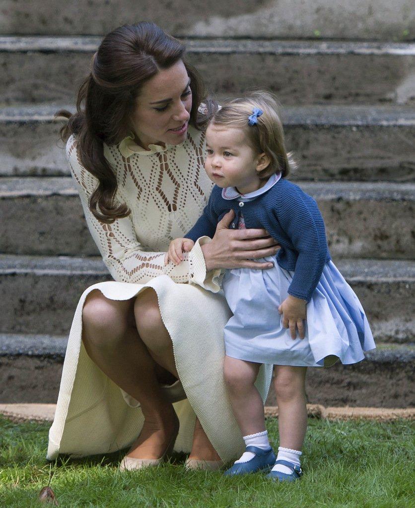 Britanska kraljeva družina med obiskom Kanade - 6