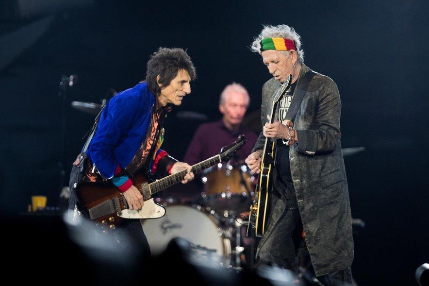 Člani zasedbe Rolling Stones so besni, ker Trump brez dovoljenja vrti njihovo glasbo.