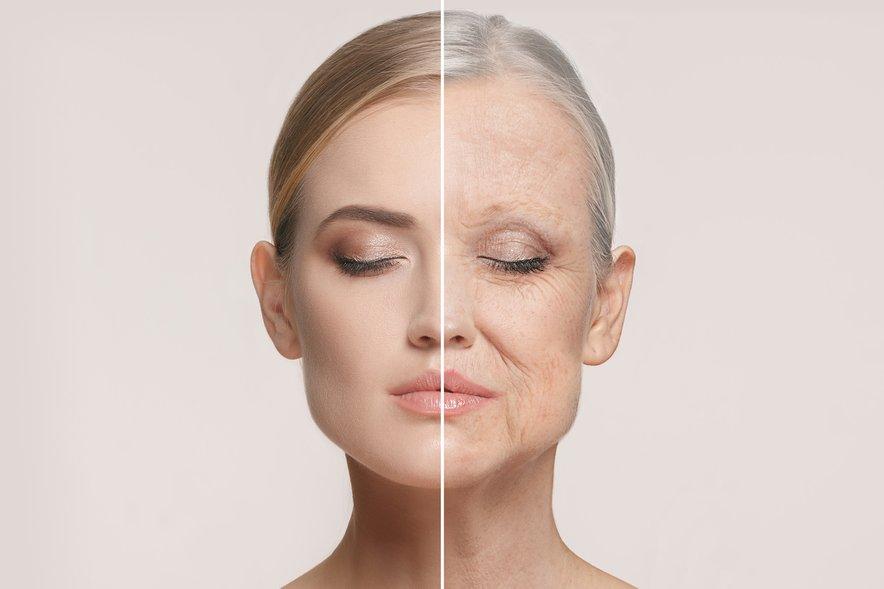 Izpostavljanje soncu, kajenje, način prehranjevanja, stres, gibanje in spanje so ključni za preprečevanje prezgodnjega vidnega staranja naše kože in celega telesa.