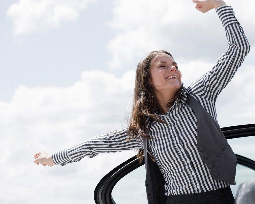 Ženske postajamo vse bolj zahtevne tudi pri nakupu avtomobila.