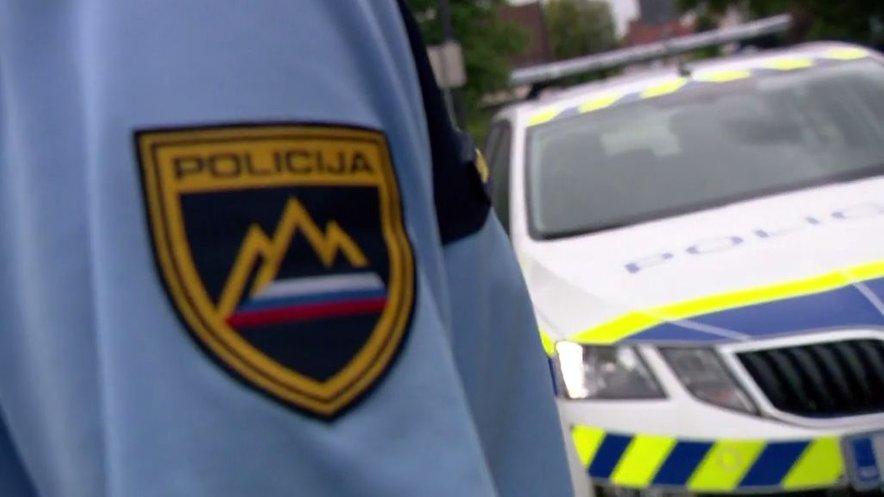 Prometna nesreča se je zgodila v petek zvečer okrog 19.15.