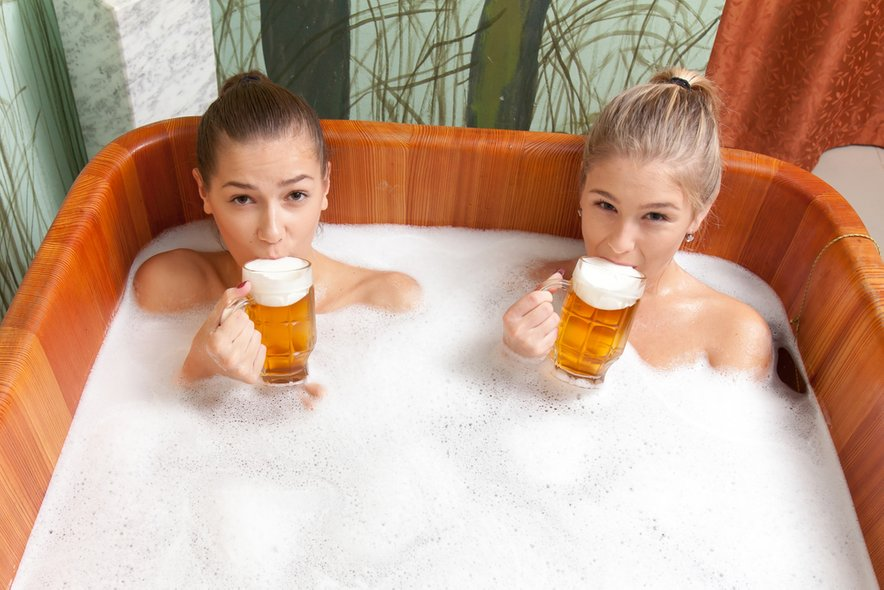 Bi se namakali v pivu?
