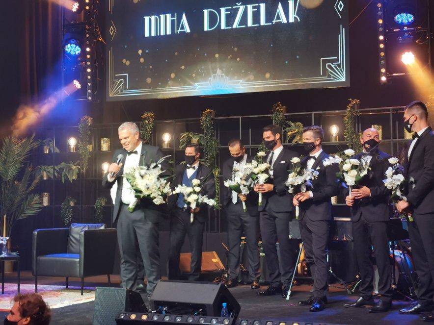 Laskavega naziva se je razveselil Miha Deželak.