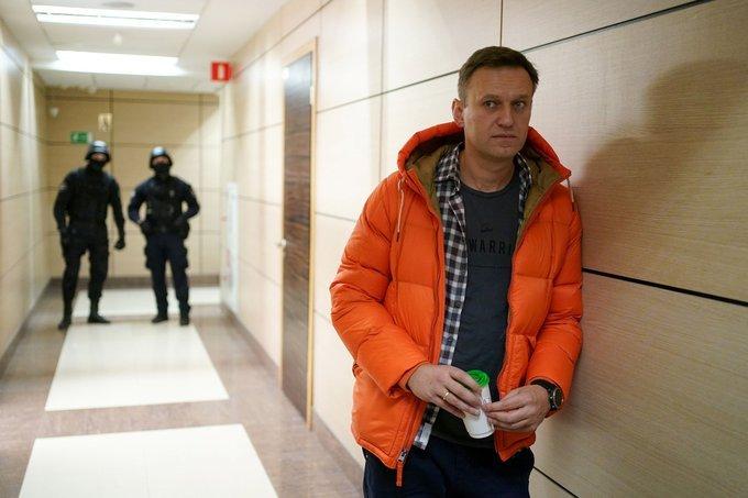 Aleksej Navalni je eden najglasnejših kritikov Vladimirja Putina.