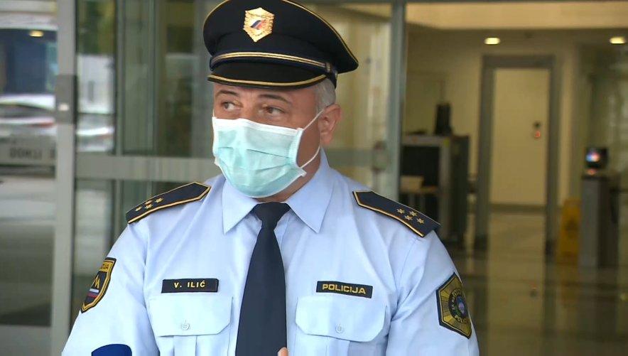 Policijski inšpektor Vladimir Ilić