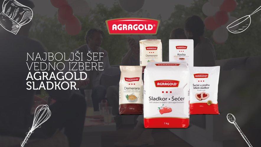 Agragold sladkor