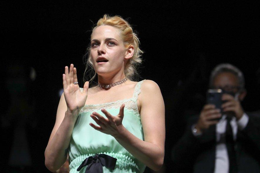 Kristen Stewart po premieri