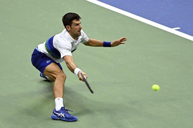 Srbski teniški zvezdnik Novak Đoković ni skrival razočaranja po porazu v finalu odprtega prvenstva ZDA.