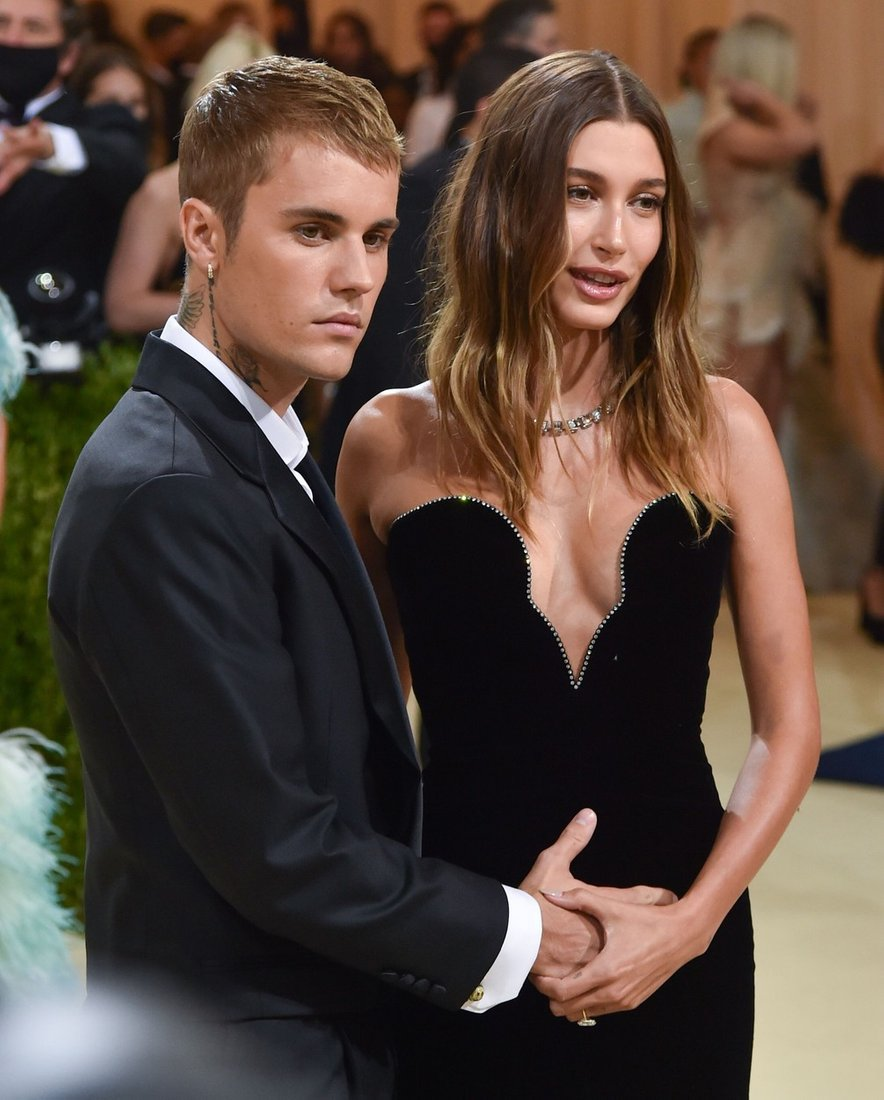 Bosta zakonca Bieber zibala?