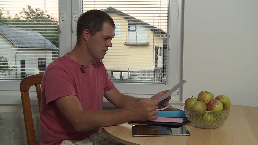 Miha Pevec se poslavlja, a ne brez pisem.