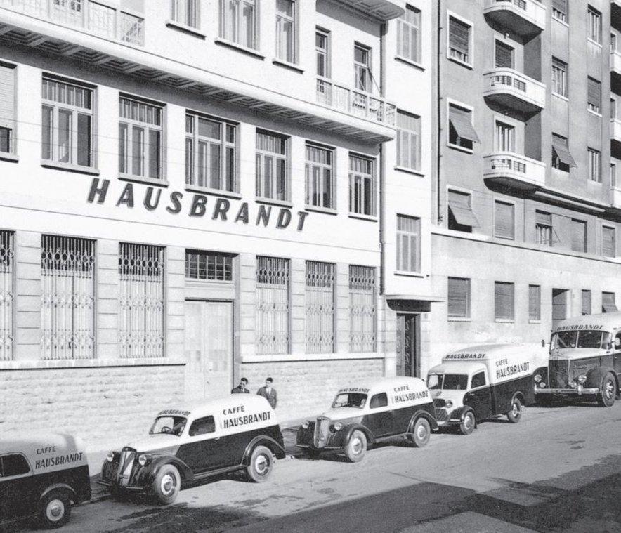 Hausbrandt Trieste