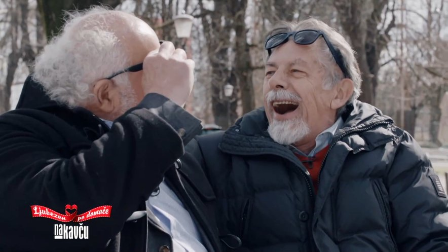 Branko je pričakoval Metko, dobil pa Josipa.