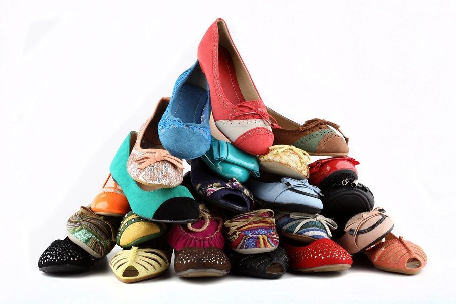 Čevlje vsekakor ne kupujte rabljenih!