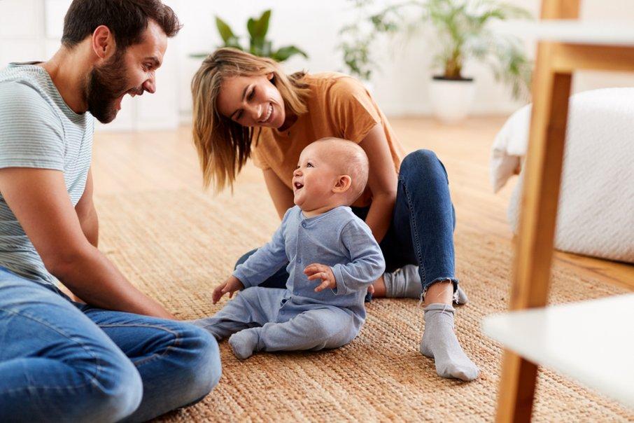 Vsak otrok ima v družini pomembno vlogo.