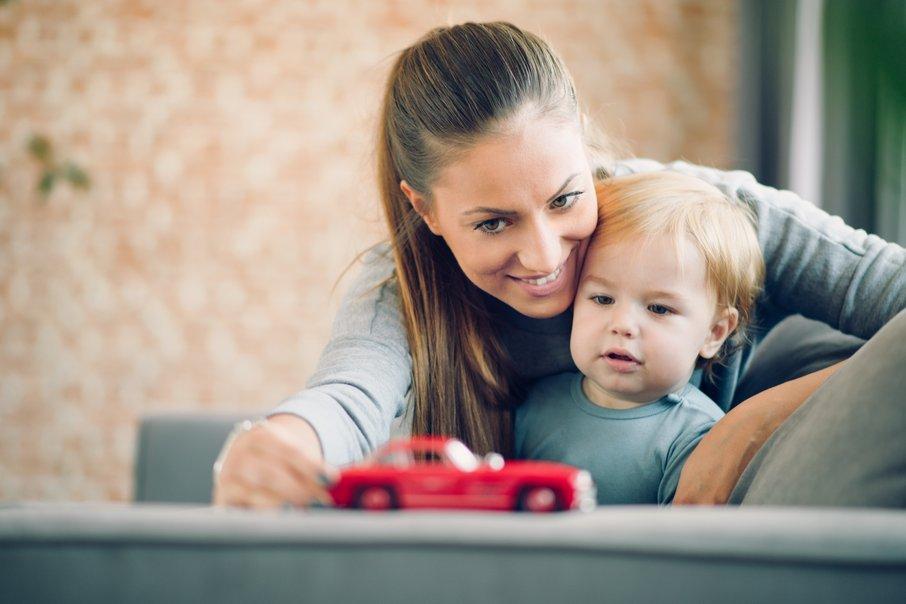 Otrok ne more biti staršev projekt.