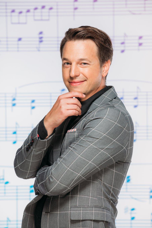 Jeseni se bo preizkusil v šovu Znan obraz ima svoj glas, ki na POP TV prvič prihaja 22. septembra ob 20.00.