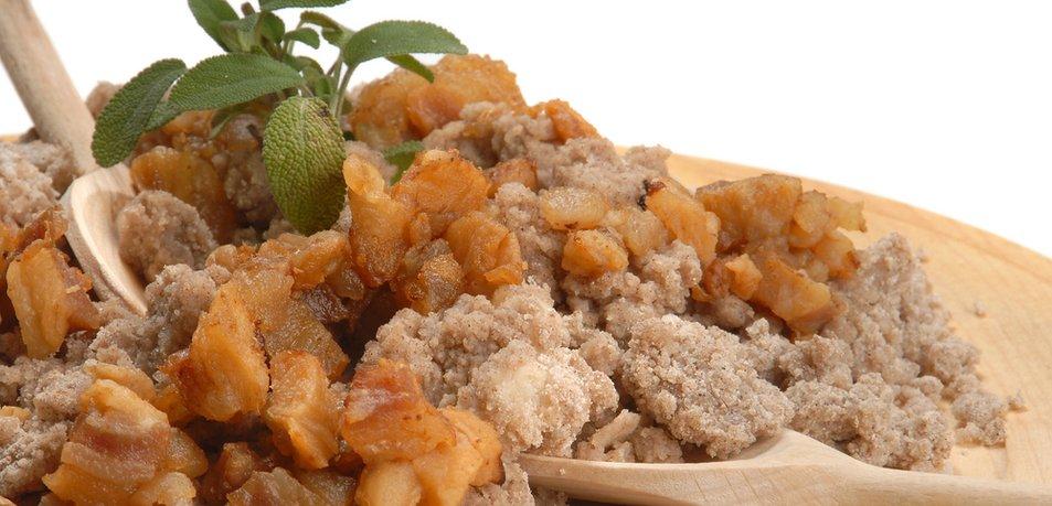Tradicionalna slovenska priloga številnim jedem