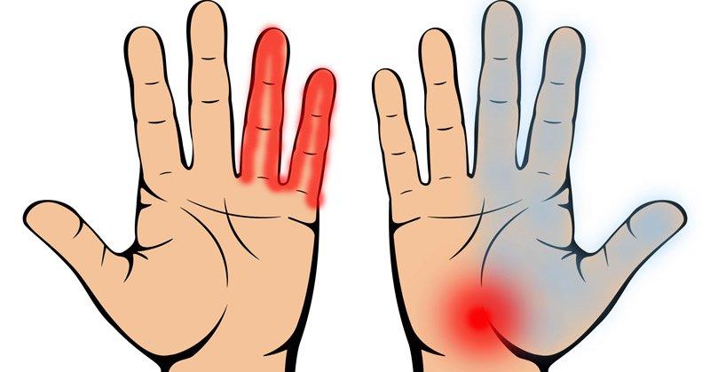 7 stvari, ki vam jih vaše roke sporočajo o vašem zdravju