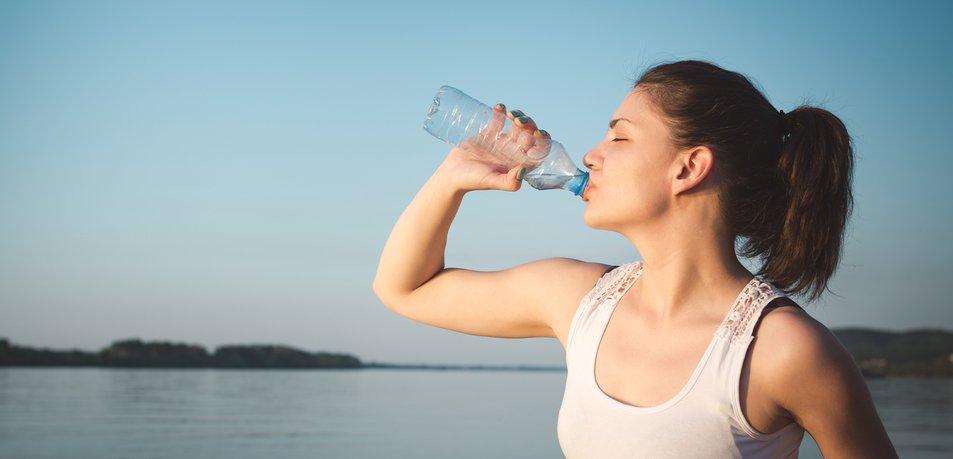 Spijete dovolj vode?