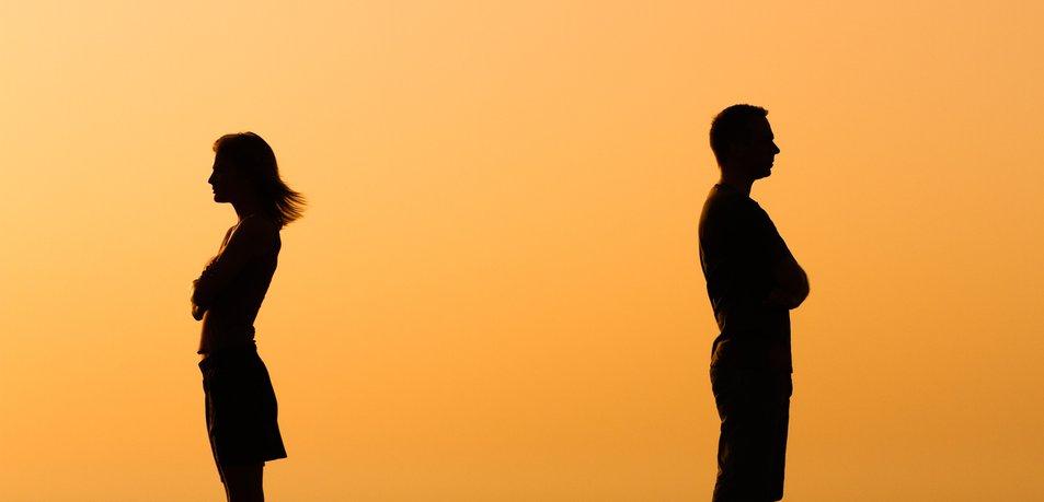 Znaki, da partnerski odnos umira
