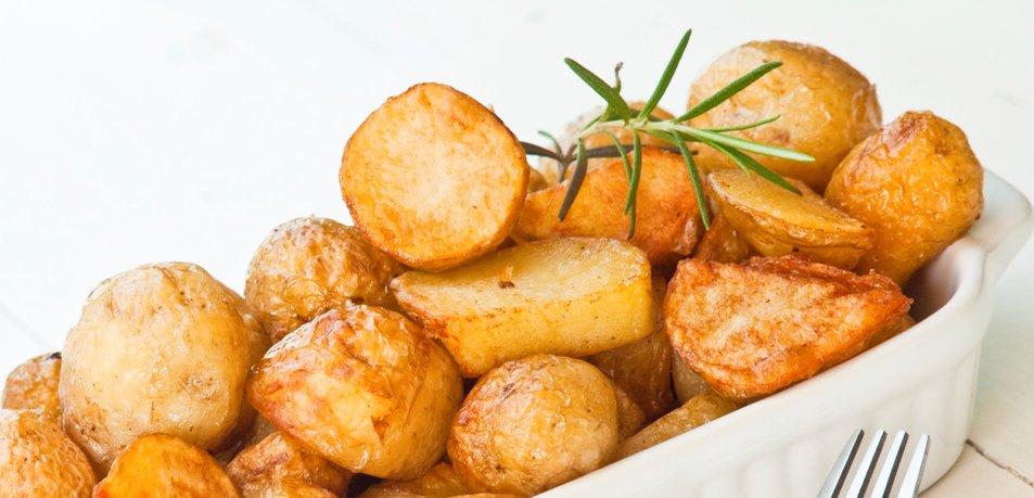 Najboljši pečen krompirček