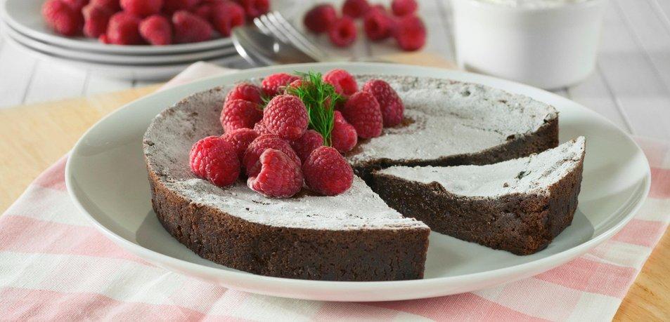 Švedska čokoladna torta (kladdkaka)