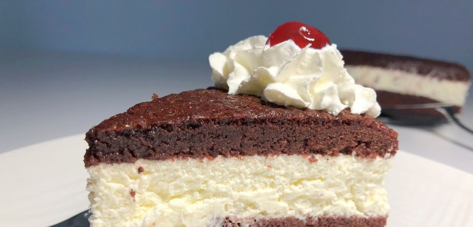 Torta rdeči žamet malo drugače