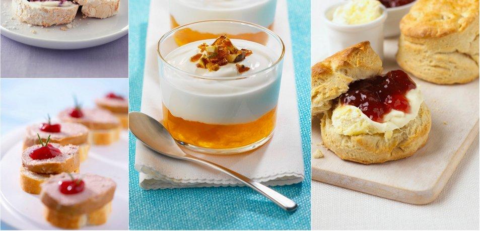 Odlične ideje, kako porabiti marmelado
